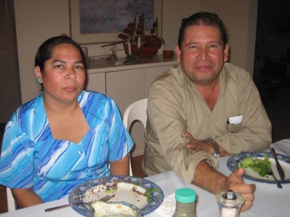 Senia and Victorino