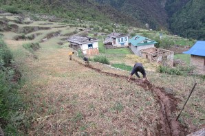 Photo 12_Pipeline digging