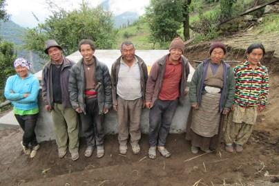 Photo 65_Water User Committee members