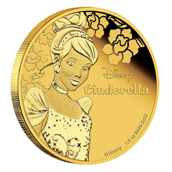 Cinderella (Gold)