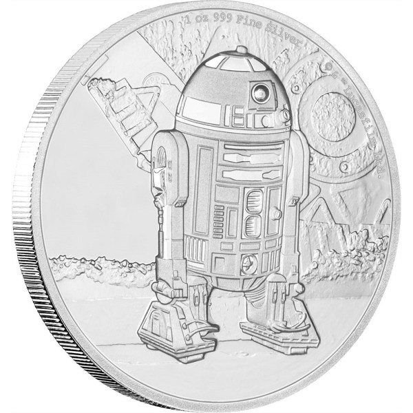 R2-D2 (Silver)