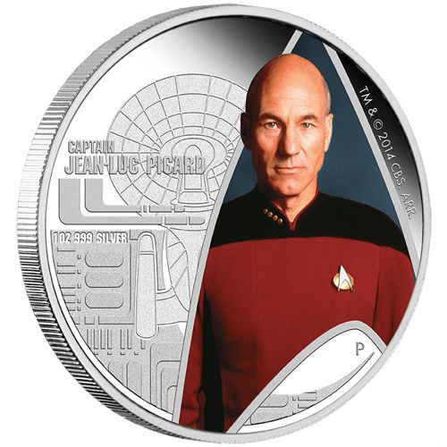Star Trek: The Next Generation – Captain Jean-Luc Picard