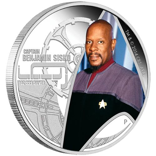 Star Trek: Deep Space Nine – Captain Benjamin Sisko
