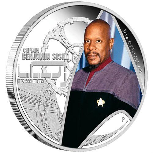 Star Trek: Deep Space Nine – Captain Benjamin Sisko