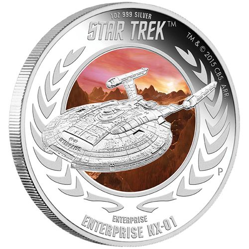Star Trek: Enterprise – Enterprise NX-01