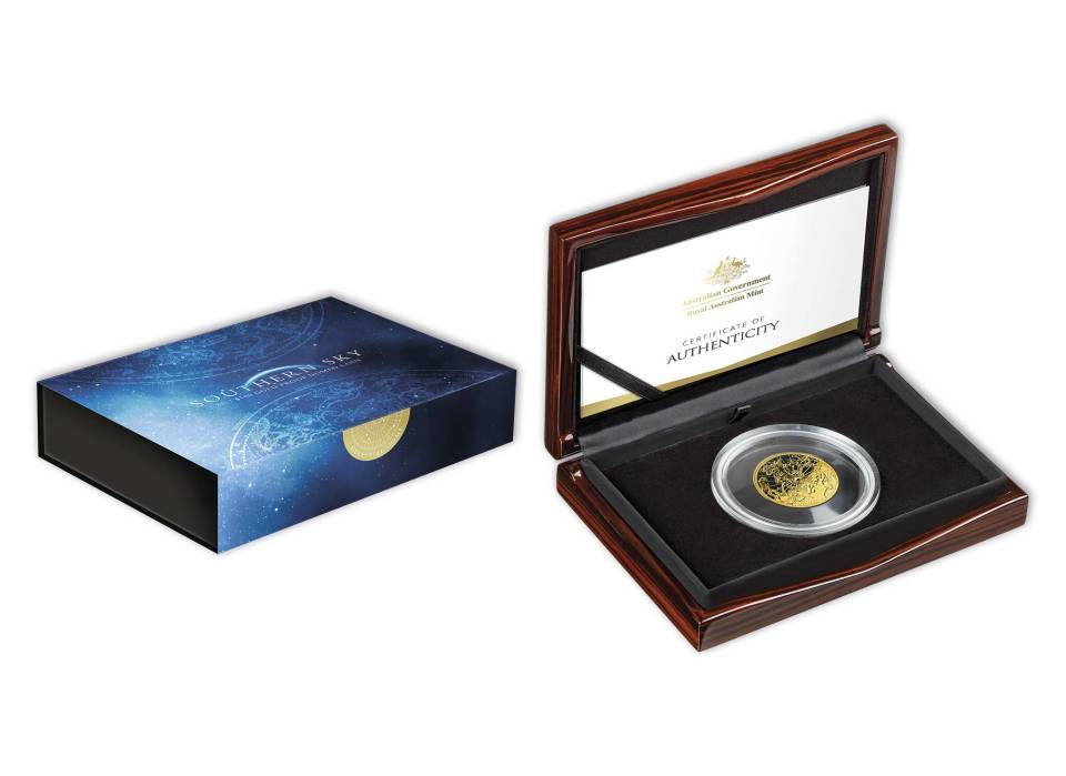 Royal Australian Mint, 17 January 2017 Coin in Box