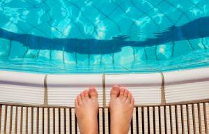 Arizona Summer Pool