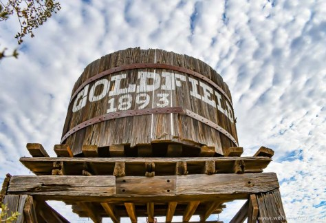 Goldfield Ghost Town in Apache Junction, AZ