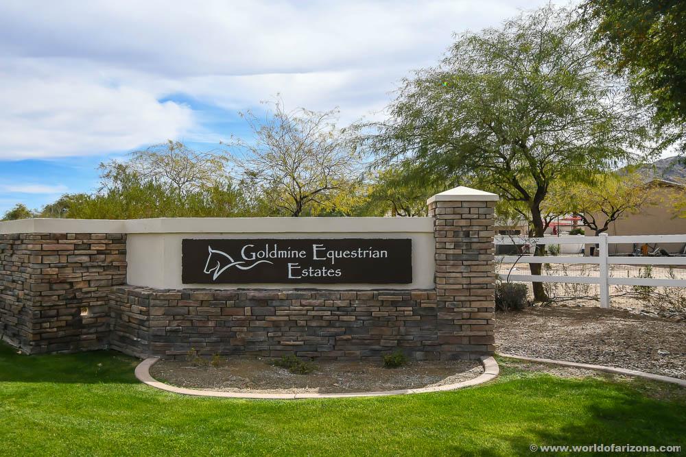 Goldmine Equestrian Estates | Neighborhood In Queen Creek, AZ