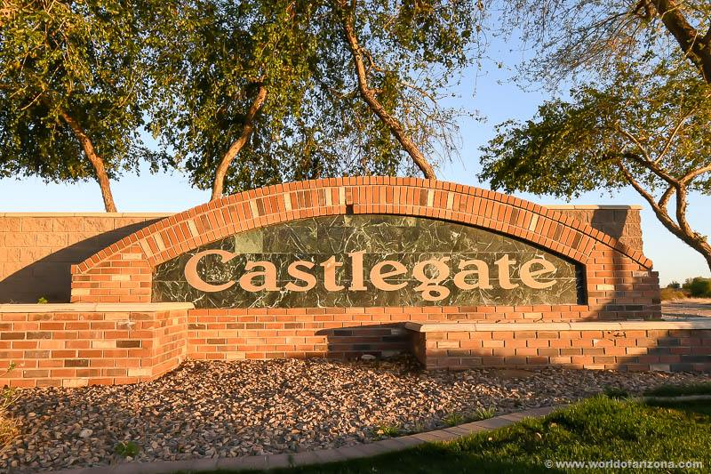 Castlegate | Neighborhood In San Tan Valley, AZ