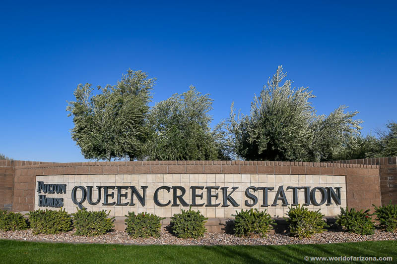 Queen Creek Station | Neighborhood In Queen Creek, AZ