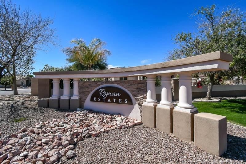 Roman Estates | Neighborhood In Queen Creek, AZ