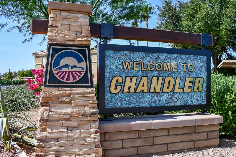 Welcome to Chandler Arizona Sign