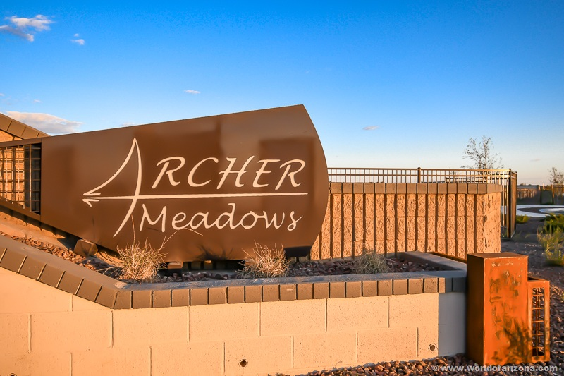 Archer Meadows | Neighborhood In San Tan Valley, AZ