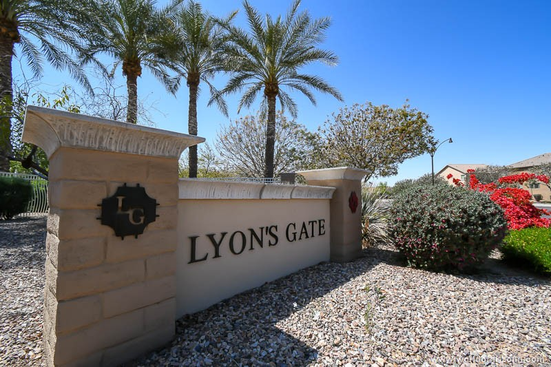 Lyons Gate | Neighborhood In Gilbert, AZ