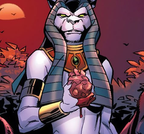 Bast the Panther God (2)