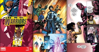 New Warriors (2014) #4 Review