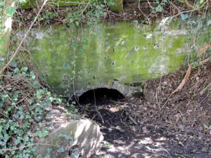 The stream's escape