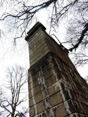 Old viaduct pillar, Spean Bridge