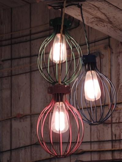 Lighting in the St Andrews' Nando's