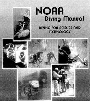 NOAA-Diving-Manual