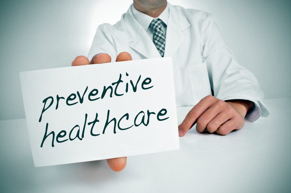 The health care industry should also invest more preventative health