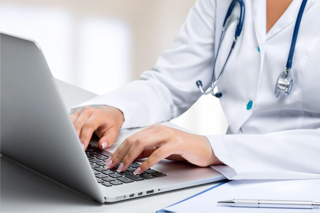 Using the Internet to reach doctors, numbers don't matter. What you have to say and how you say are more important.