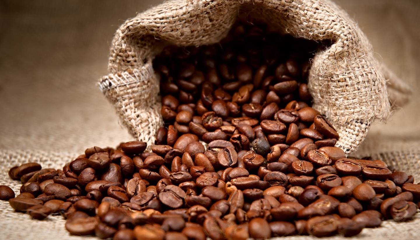 How do you say coffee beans in spanish