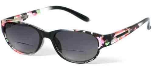 Hawaii Bifocal Sunglasses in Flower