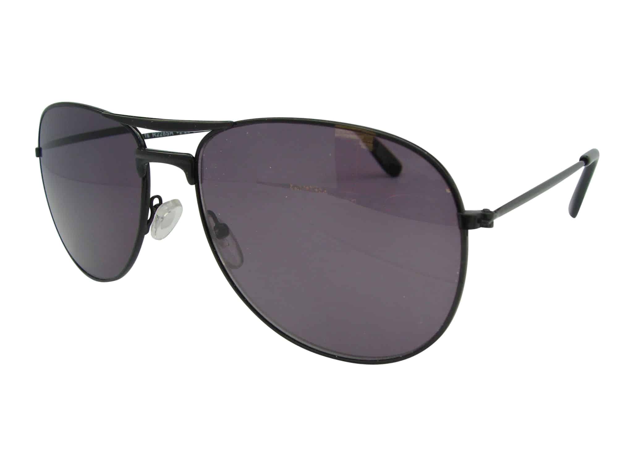 Black Police Aviator Reading Sunglasses 86d46e8e19
