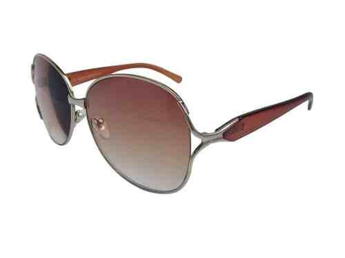 Gabriella Bifocal Sunglasses in Gold