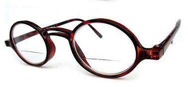 Geek Bifocal Reading Glasses in Tortoiseshell