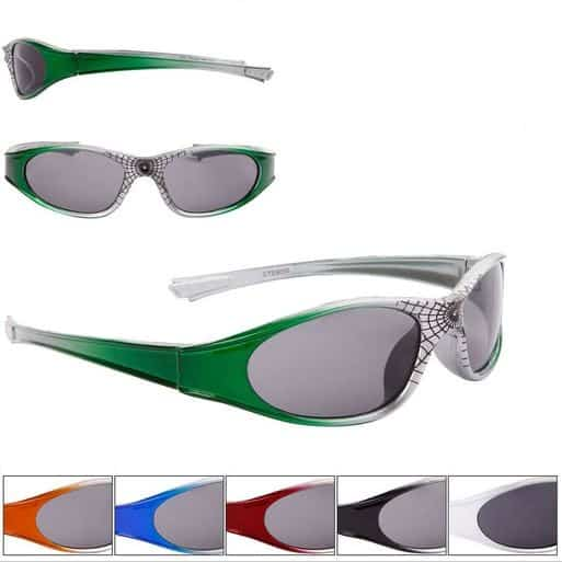 Boys and Girls Spider Web Sunglasses