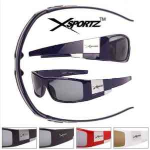 Childrens XSport Ski Wrap Around Sunglasses