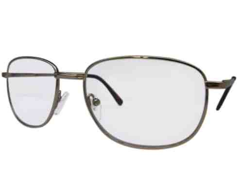Idaho Bifocal Reading Glasses in Gold