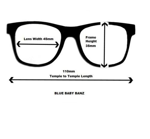 Baby Banz Blue 73KS