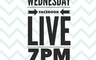 FB Live – Wine Down Wednesday