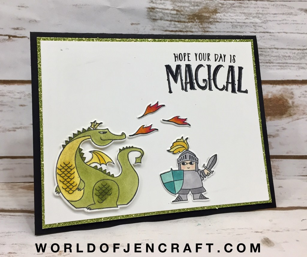 Stampin' Up! – Magical Day Mini Series Part 4