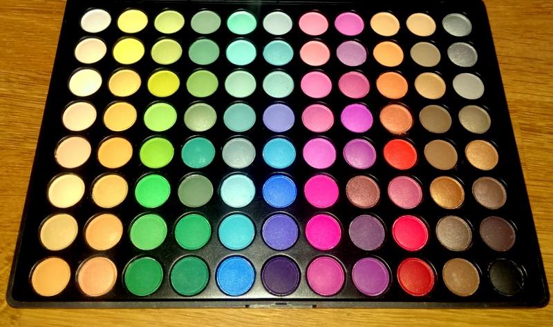 Min makeup samling (5/6)