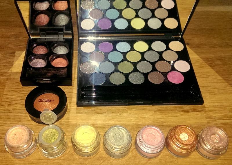 Min makeup samling (4/6)