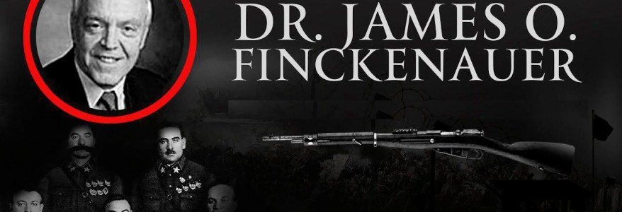 Dr. James O. Finckenauer speaks about the Russian criminal tradition