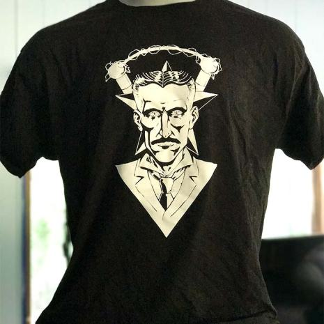 Sons of Tesla Shirt Front