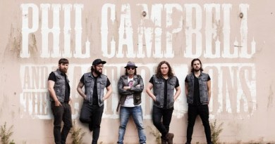 WOM Features –  Phil Campbell & The Bastards Sons / Infestus / Stormhold