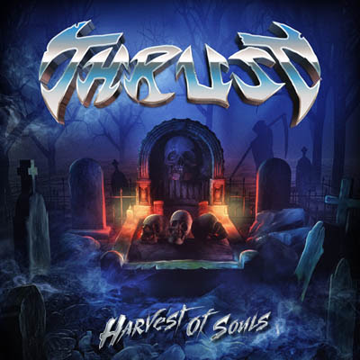 """WOM Streams – Thrust – """"Sorceress"""" – official single from the album """"Harvest Of Souls"""""""