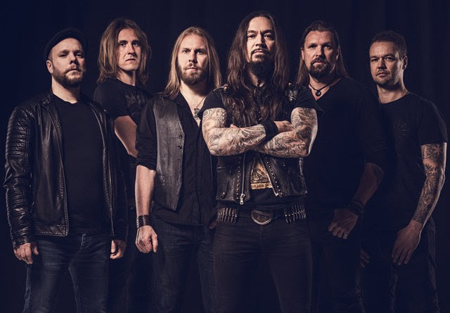 WOM Features – Amorphis / White Wizzard / Kardinal Sin