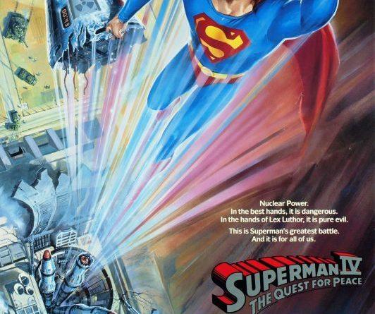 A Hora do Entulho EP 35 – Superman IV