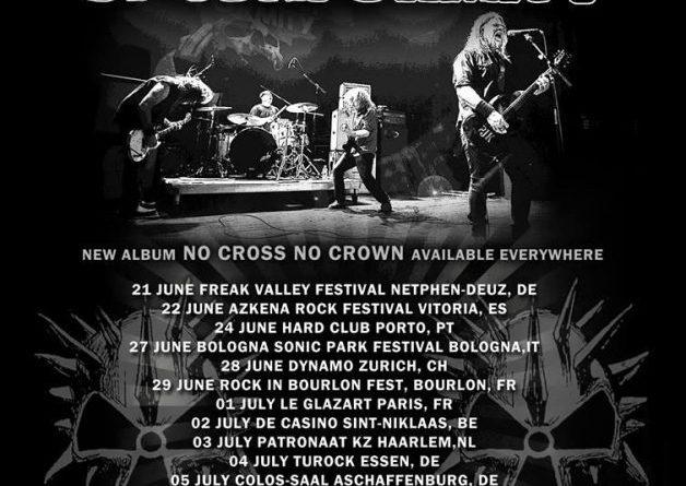 24/06/19 – Corrosion Of Conformity, Mr. Mojo – Hard Club, Porto