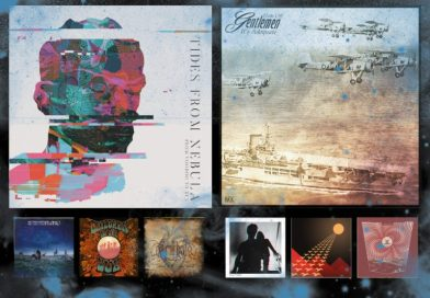 WOM Reviews – Tides From Nebula / Hats Off Gentlemen It's Adequate / Pattern-Seeking Animals / Rise Twain / Children of The Sun / Hellsingland Underground / Narwhale / Vak