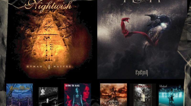 WOM Reviews – Nightwish / Malefistum / Fading Azalea / Mystherium / Livløst / Eisregen / Beyond The Black / Ulvånd