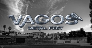 Visions From The Pit – Vagos Metal Fest 2020
